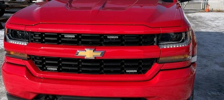 Vulcan Fire Department Truck