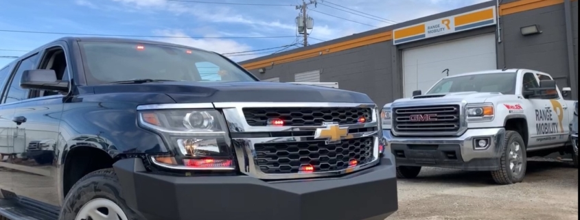 2020 Chevrolet Police Vehicle
