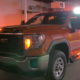 Fire Department Response Vehicle
